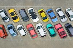 """Zdjęcie Parking """"Pod ślimakiem"""""""